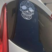 Stickers Mexican Skull