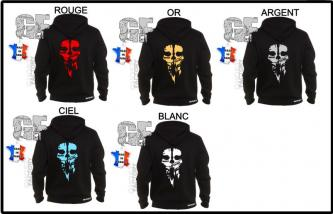 Colories flocage disponnible