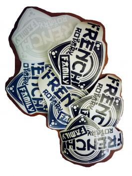 Stickers frf