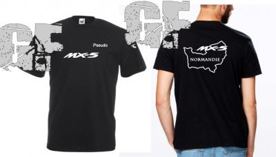 T shirt mx5 normandie